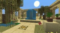 Desert garden Minecraft Project