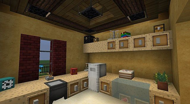 Small Suburban House Minecraft Project