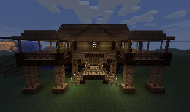 45 Cool Things To Build In Minecraft Minecraft Blog