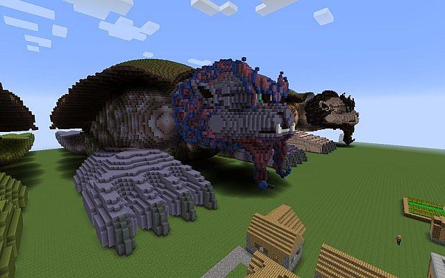 Avatar  Giants Lions turtles by Yogunmm  NEWS UPDATES