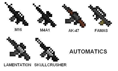 MC-War: The New Default v1.1 Minecraft Texture Pack