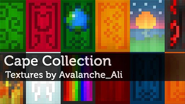 capes collection minecraft blog