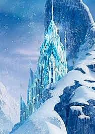 Frozen Elsas Tower Minecraft Project