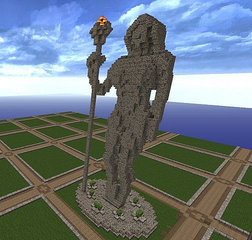Modified Rebuild Of The Lighthouse Minecraft Project