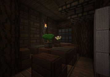 blacksmith medieval minecraft diningroom