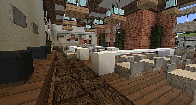 Ironhurst Elementary School Minecraft Project