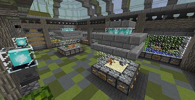 Famcraft Zoo Minecraft Project
