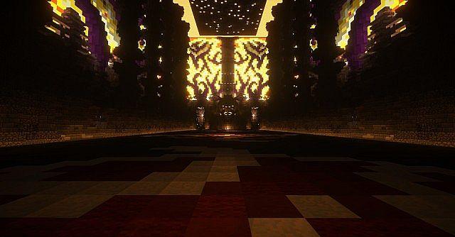 【sword Craft Online】 Floor 1 Boss Minecraft Project