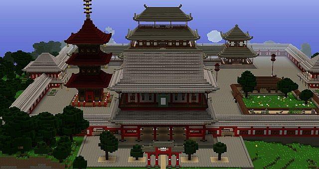 The Crimson Temple  WA Project Minecraft Project