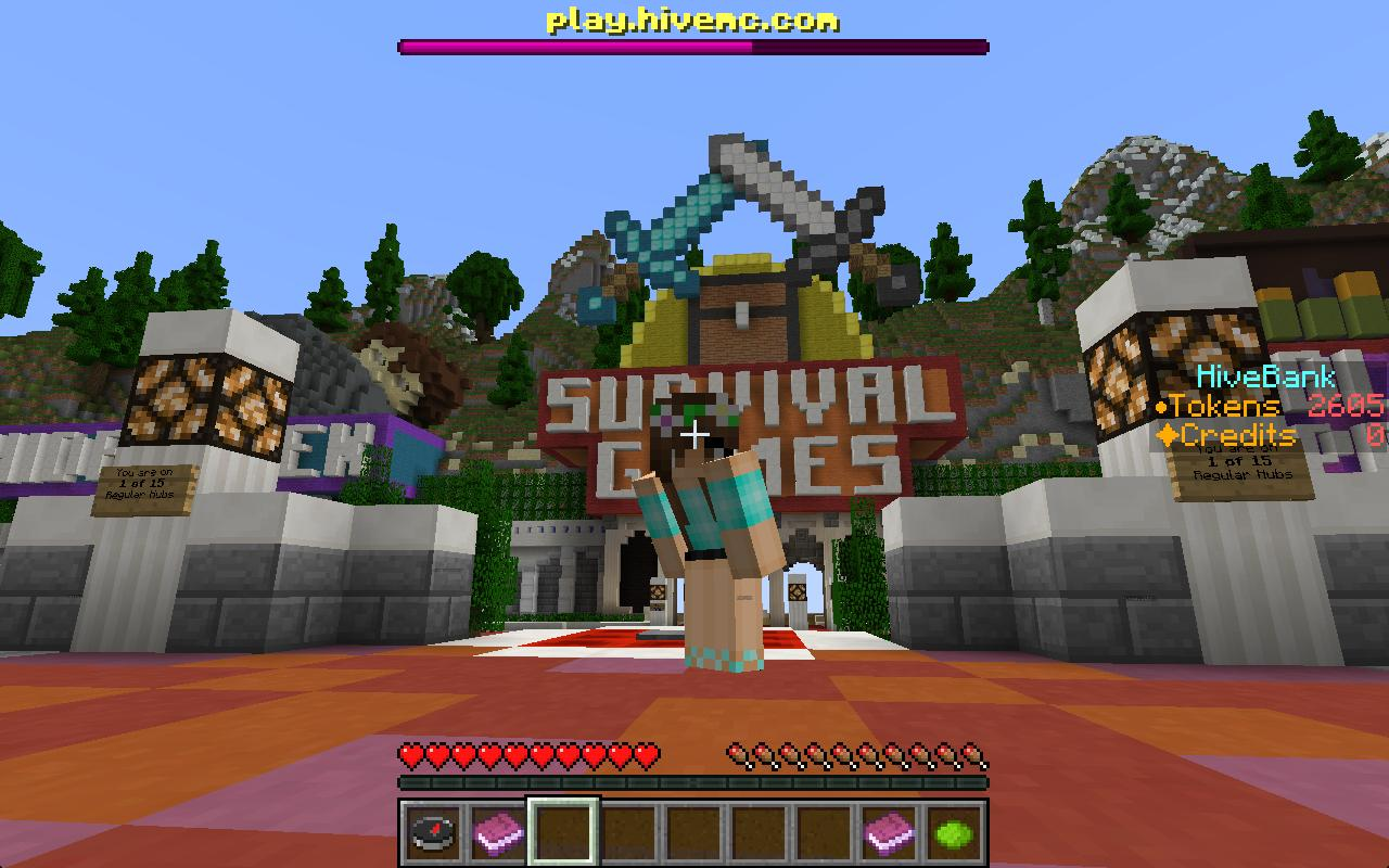 2 Server Address Servers Minecraft Skyblock 1 5