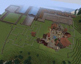 square medieval minecraft