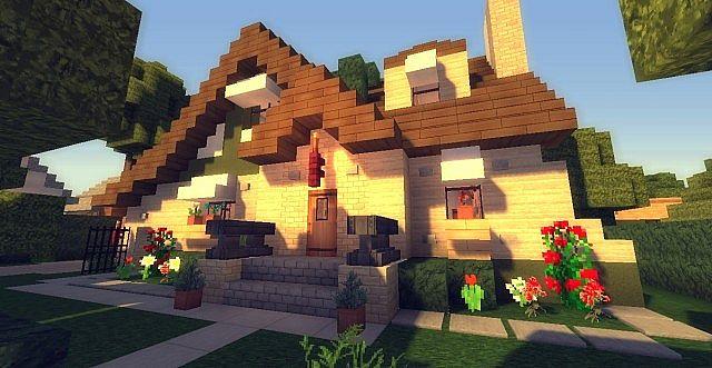 1930s Tudor Home Minecraft Project