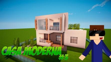 casa moderna minecraft yt pls project pequena resource published