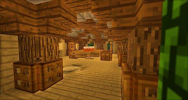 Vadact Creative  SmallPlot  Hobbit Hole Minecraft Project