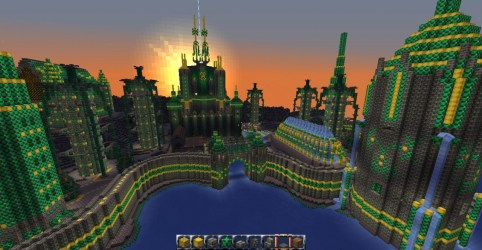 emerald minecraft project update 1st resource
