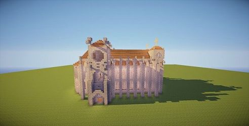 cathedral minecraft awesome side
