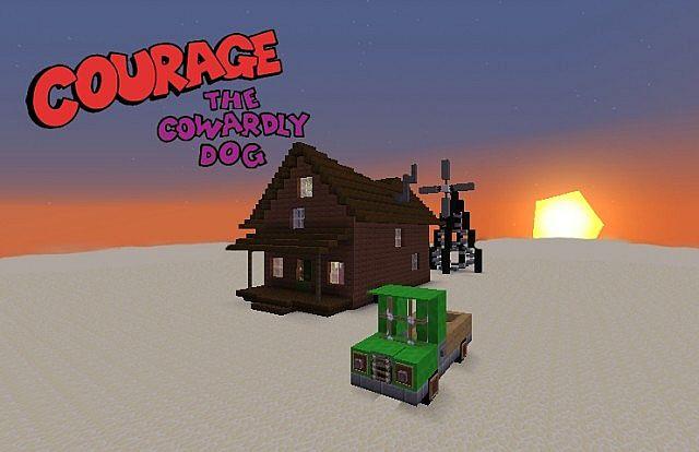 Cartoon Network Classics Minecraft Project