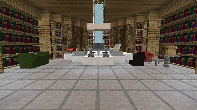 Custom Tardis With Dalek Mrcrayfish Furniture And