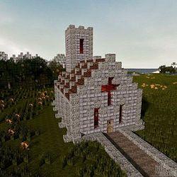 church simple minecraft 13th jul published am