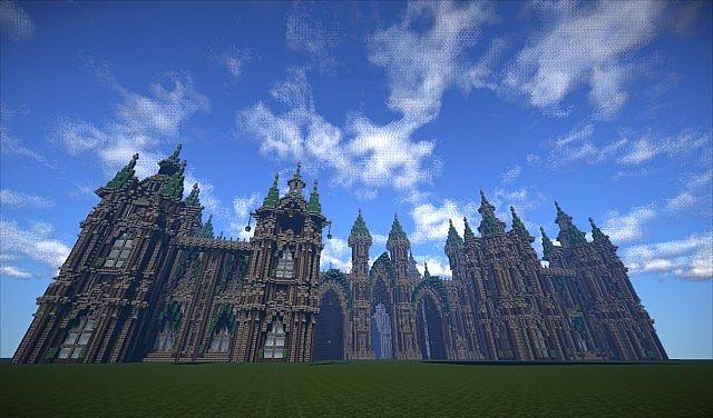 Elven Castle Minecraft Project