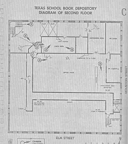 Dealey Plaza 1:1 Dallas, Texas 1963 (JFK) Minecraft Project