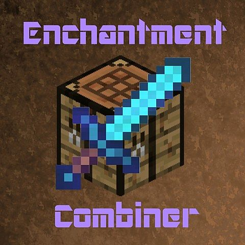 [Bukkit] [1.7.X] Enchantment Combiner Minecraft Mod
