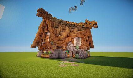 Fantasy House [Small] Minecraft Map