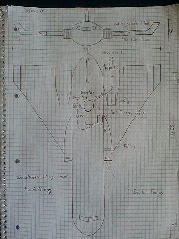 Spaceship SCX-31 Minecraft Project