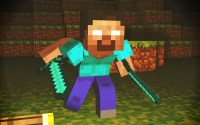 The gallery for --> Minecraft Toys Herobrine