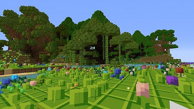 Tiny Pixels Addons Minecraft Texture Pack