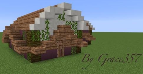 hut cute minecraft 7th nov published