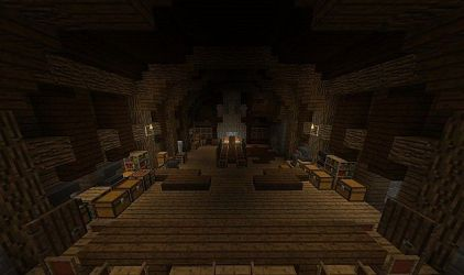 town hall medieval info minecraft schemagic pmcview3d announcement feature read map