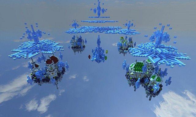 Vintar Bedwars Map LIB Minecraft Project