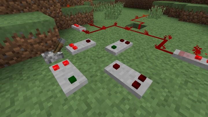Redstone Wiring Mod