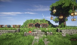 Medieval and Fantasy Builds Minecraft Collection
