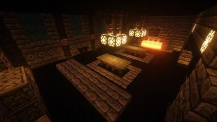 castle giant medieval kitchen dark minecraft planetminecraft medival