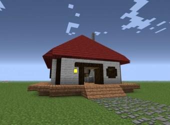 village minecraft hi