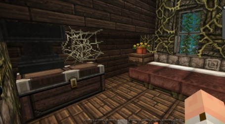 Small Medieval house Minecraft Map