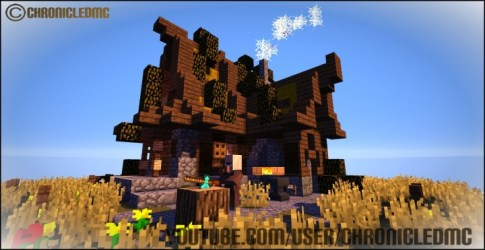blacksmith forge shack minecraft everything shaders planetminecraft