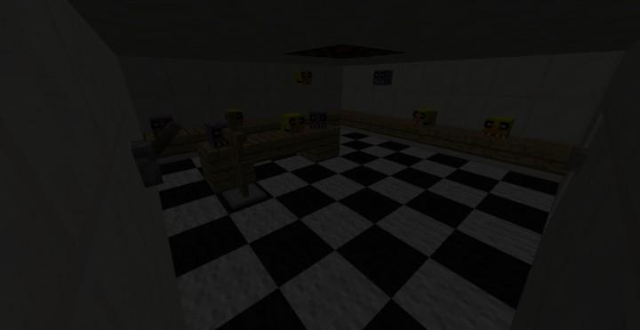 Freddy Fazbear S Pizza Fnaf 1 Minecraft Project