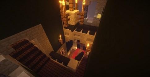 town hall minecraft