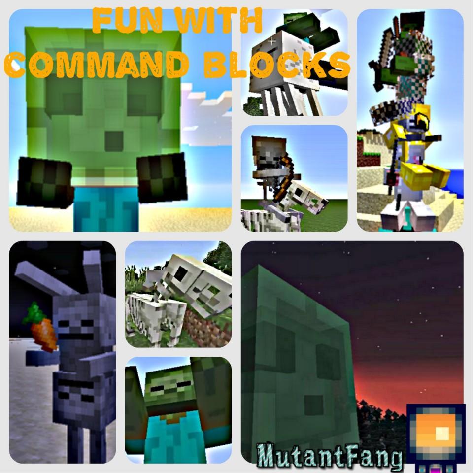 medium resolution of fun with command blocks 1 8 over 30 secret unique commands minecraft blog