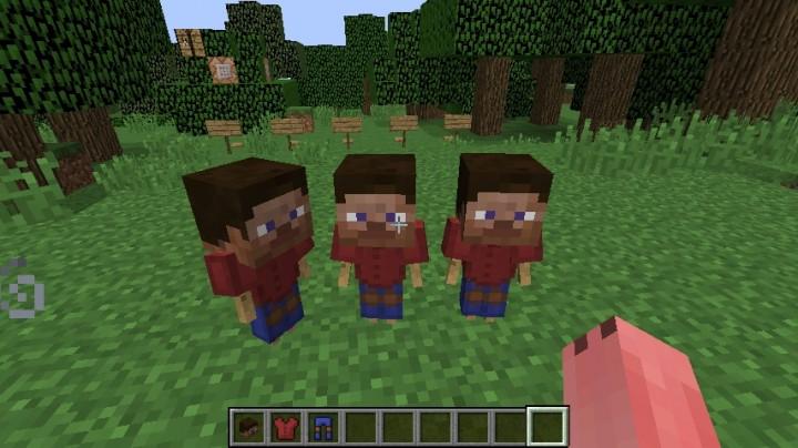 Kids in Vanilla Minecraft! Minecraft Project