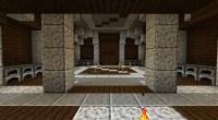 underground furnace room Minecraft Project