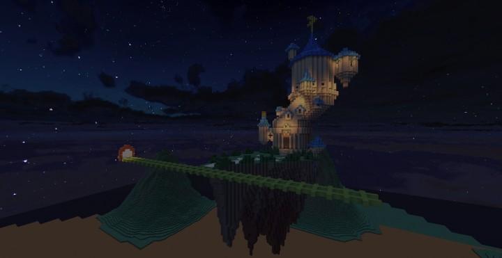 Kingdom Hearts Minecraft Map