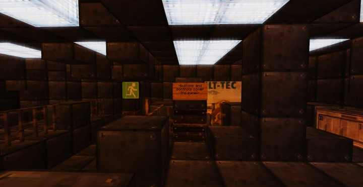 Fallout Vault Minecraft Project