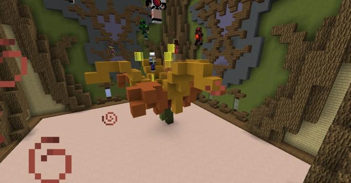 Builds Hypixel Minecraft