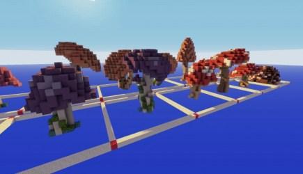 Mushroom Bundle Minecraft Map