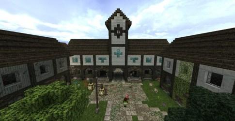 medieval hall minecraft schemagic