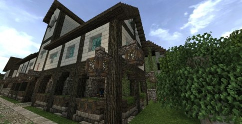 hall medieval minecraft schemagic info announcement feature read